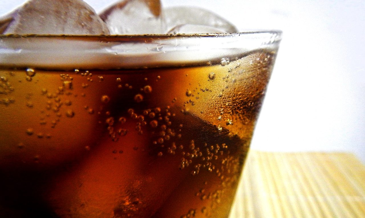 diet soda and liver